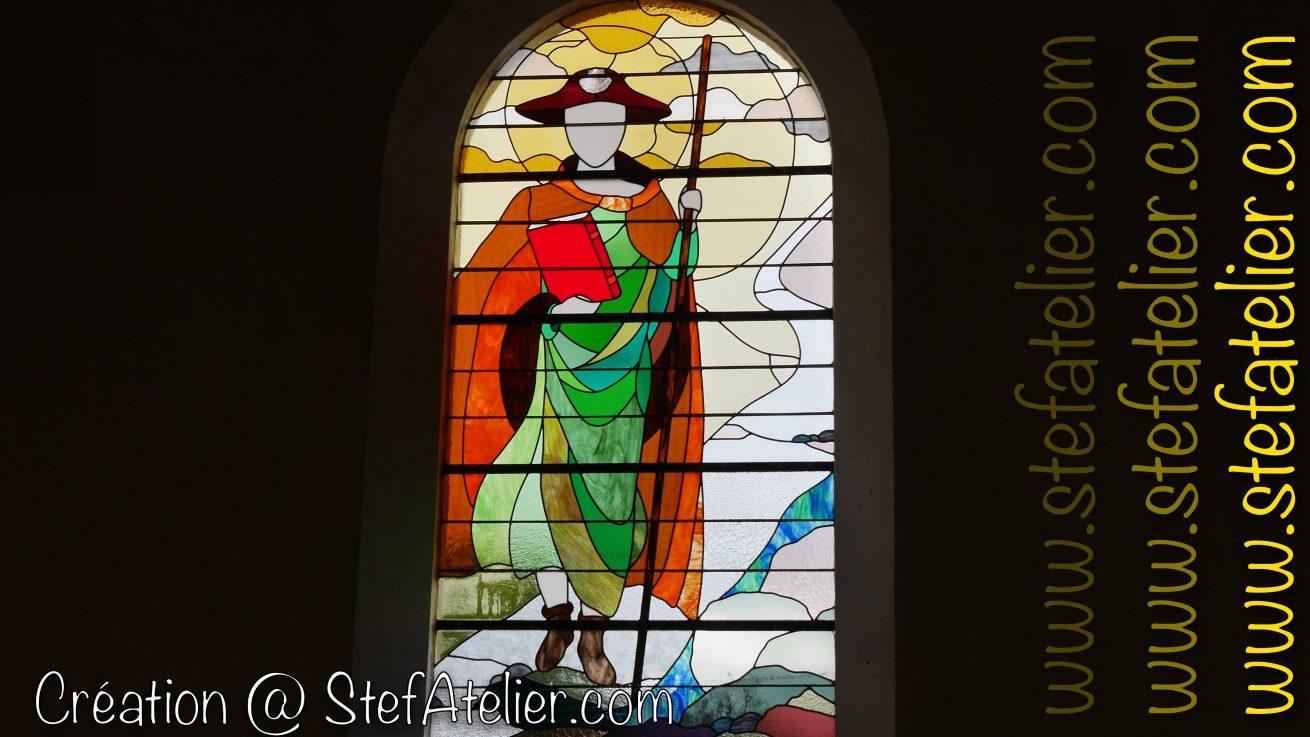 vitrail saint jacques