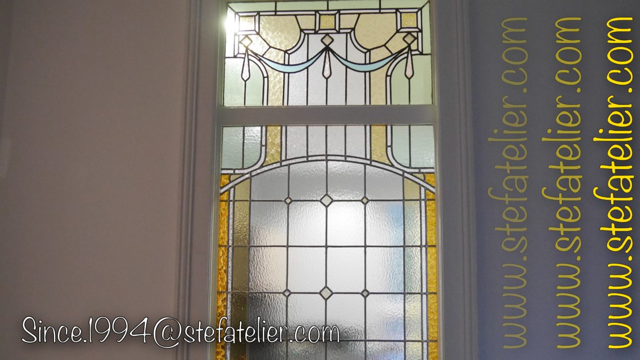 vitrail art décoratif Nancy