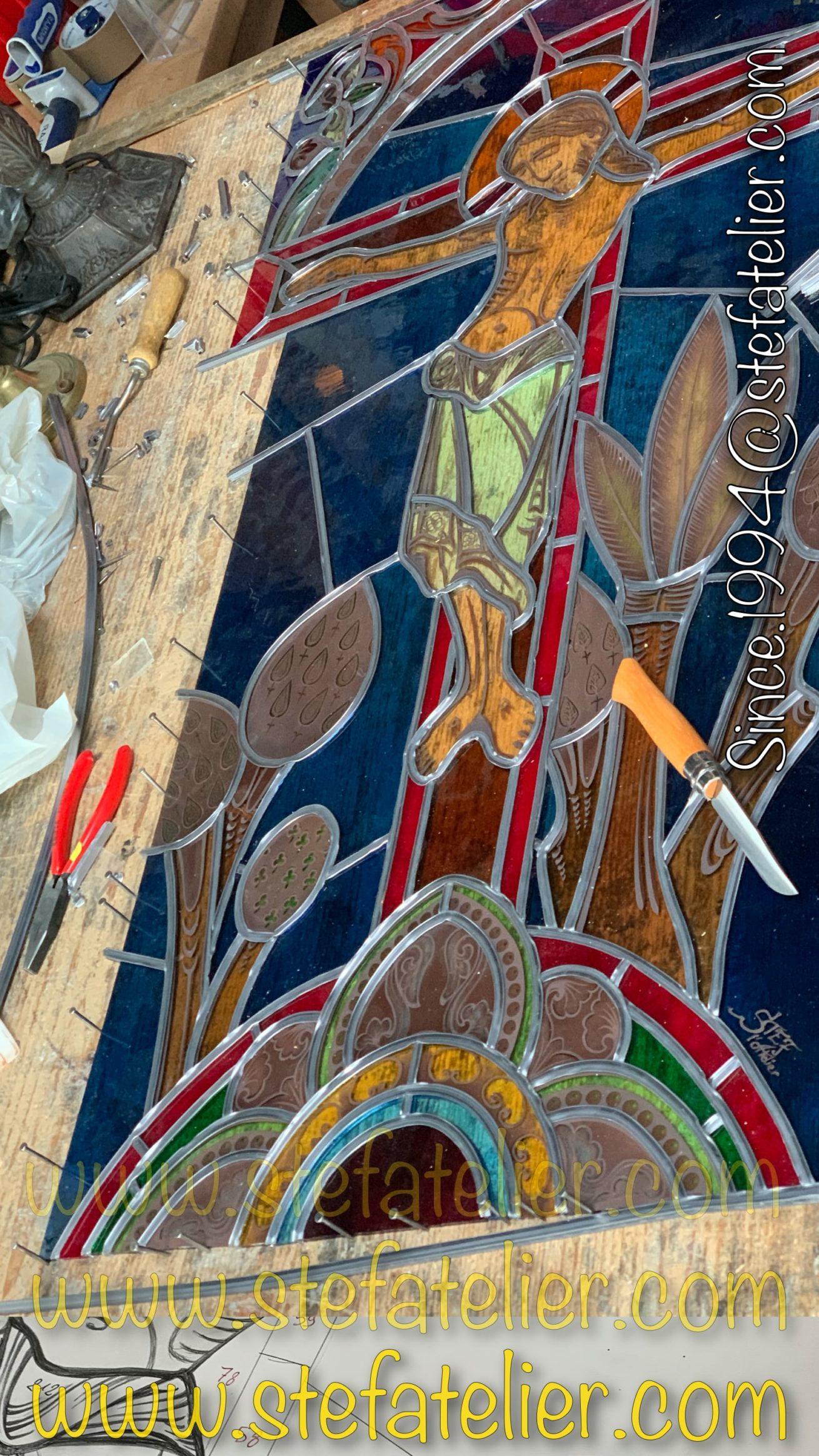 chapelle-corse-vitraux